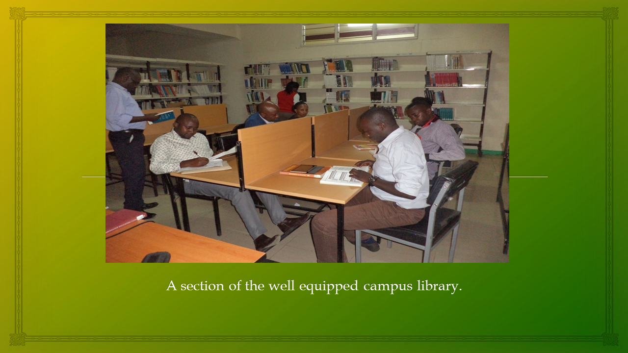 machakos library